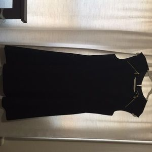 Black Dress Nine West Size 10